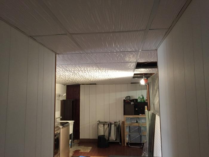 Laundry ceiling tiles2